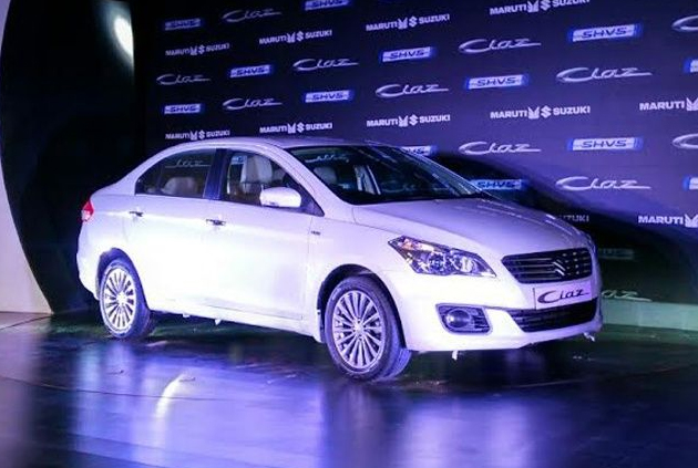 Safer O variants of Maruti Ciaz launched