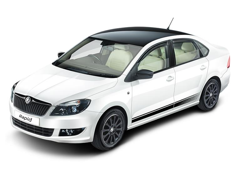 New Skoda Rapid Introduced with Additional Features
