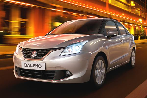 Suzuki Baleno Officially Revealed, Will Come to India