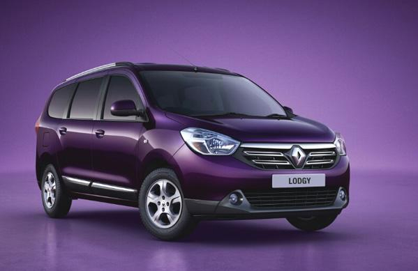 Taxi market getting ready for the Renault Lodgy
