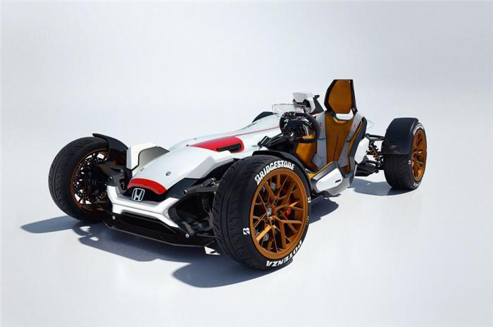 Honda Project 2&4 concept revealed