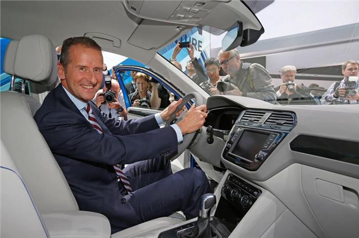 Volkswagen Announces Matthias Muller as Next CEO