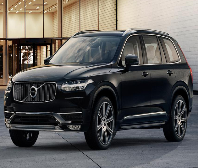 Volvo XC90 Receives 266 Advance Orders in India