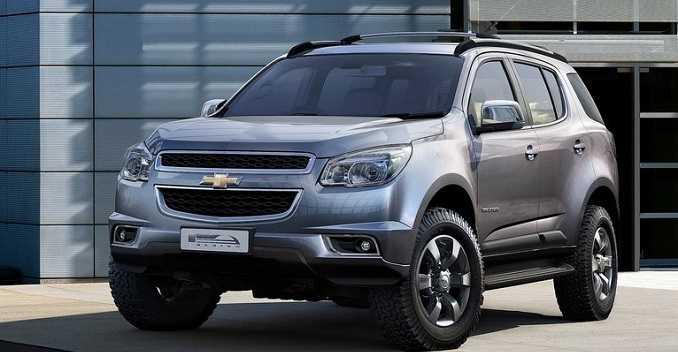 Chevrolet Trailblazer Launch on 21st October