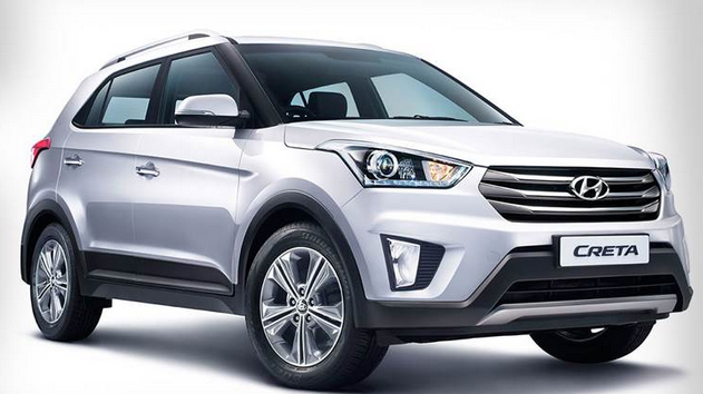 Hyundai Registers 54000 Bookings for Creta