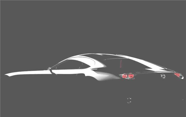 New Mazda sports car concept teased