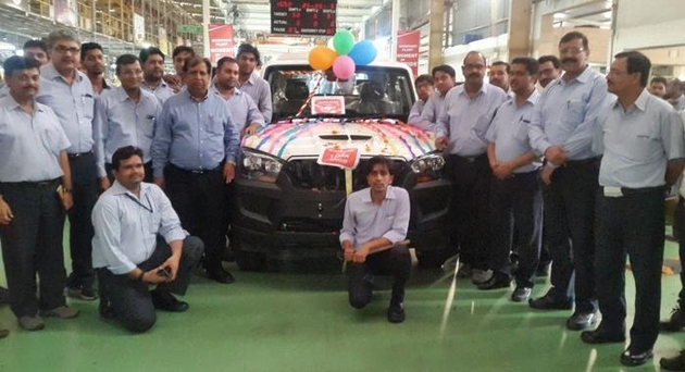 Seven Lakh Vehicle Landmark Reached by Haridwar Plant of Mahindra