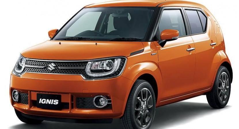 Suzuki Unveils Ingis Concept Ahead of its Debut in Tokyo
