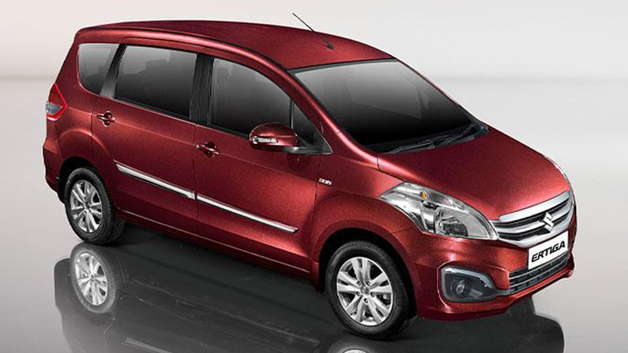 Maruti Suzuki Ertiga Limited Edition Launched at Rs 7.85 Lakh