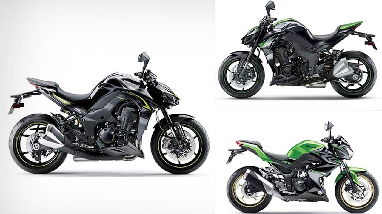 2017 Kawasaki Z1000, Z1000R & Z250 launched In India At Rs 14.49 Lakh & Rs 3.09 Lakh Respectively