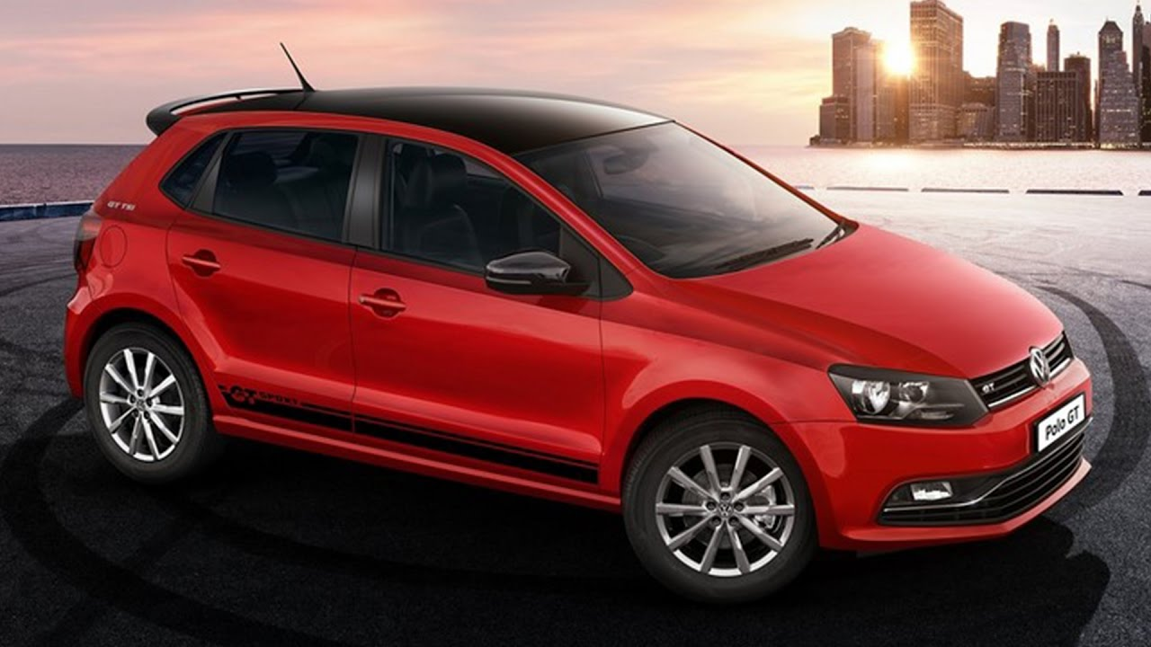 2017 Volkswagen Polo Gt Sport Edition Launched