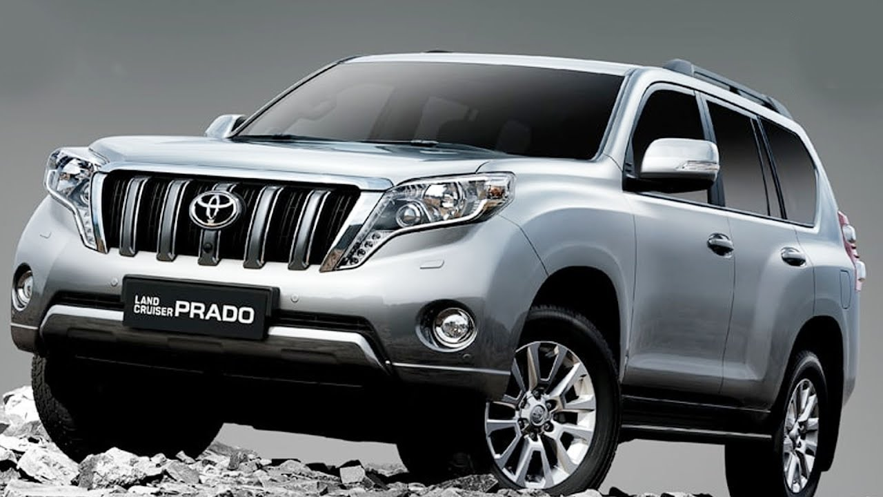 2018 Toyota Land Cruiser Prado Complete Look Out