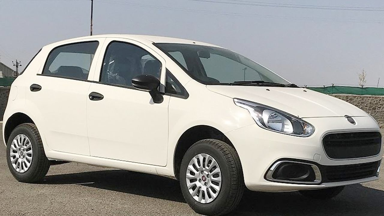 Fiat Punto Evo Pure Launched At Rs 4.92 Lakh
