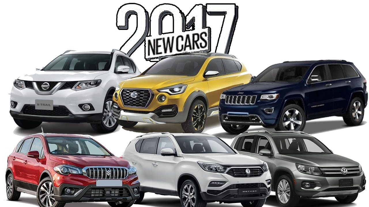 New Upcoming SUV Cars In 2017 | Volkswagen Tiguan, Maruti S-Cross Facelift