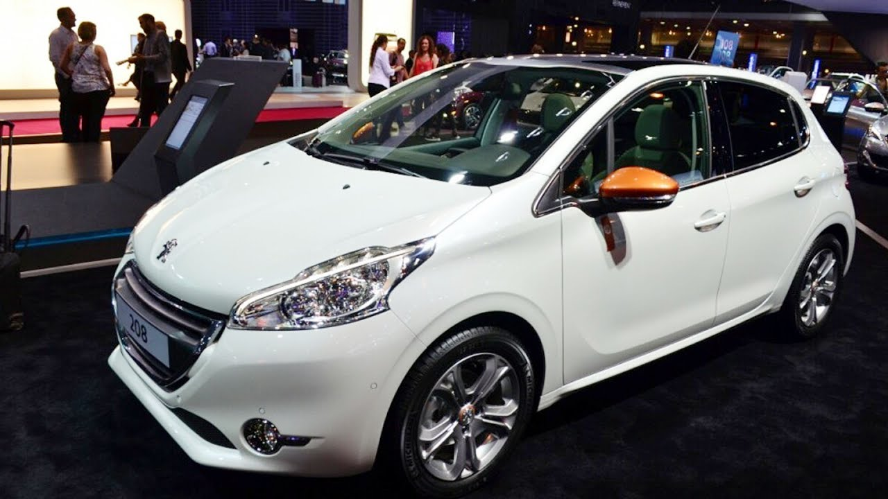 Peugeot 208 Hatchback Spotted In India Again