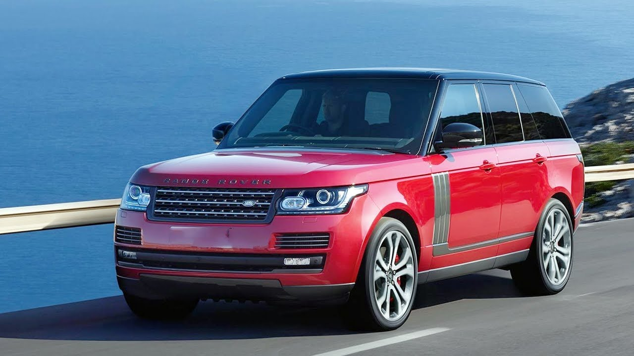 Range Rover SV Autobiography Launched In India At INR 2.79 Crore