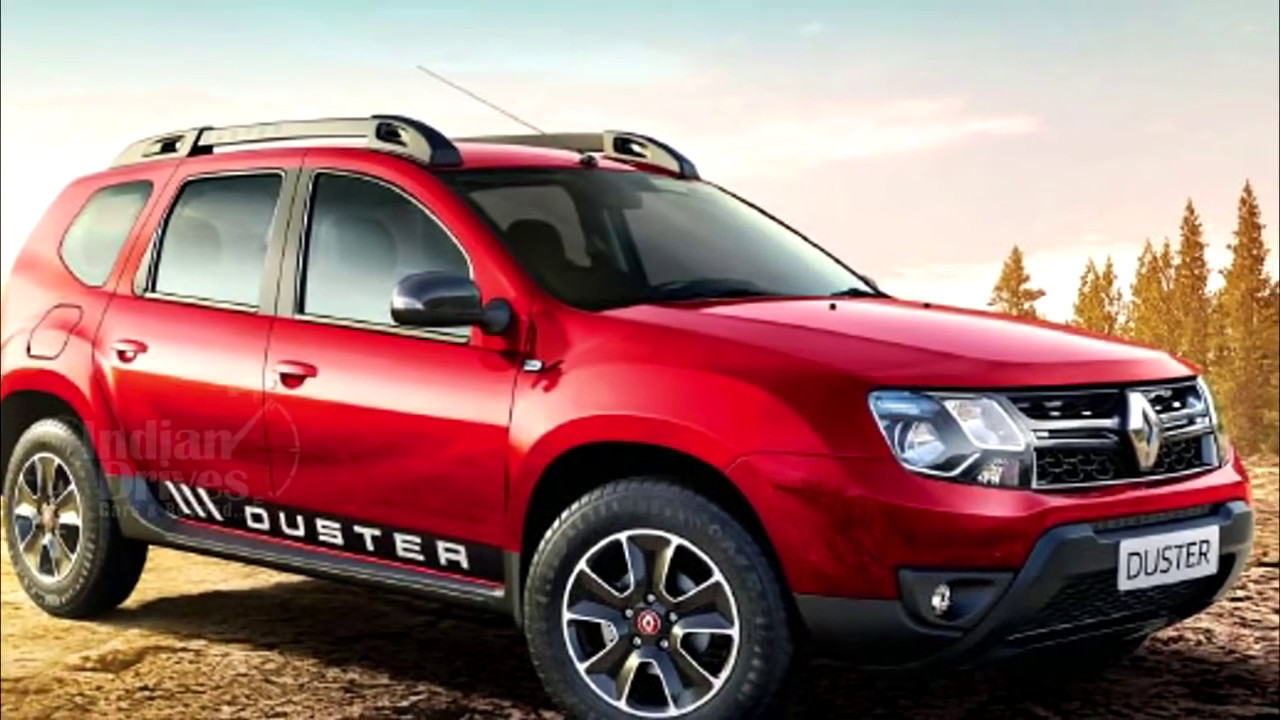 Renault Duster CVT Launched in India at Rs 8.49 Lakhs