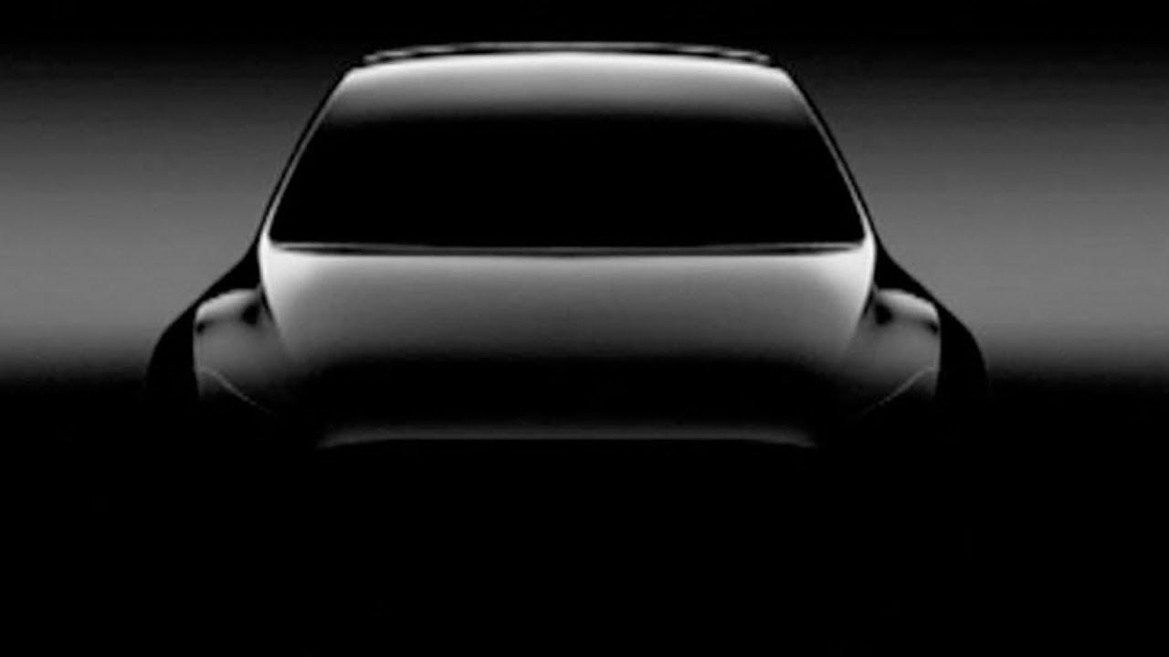 Tesla Model Y Teased Ahead Of 2018 Reveal
