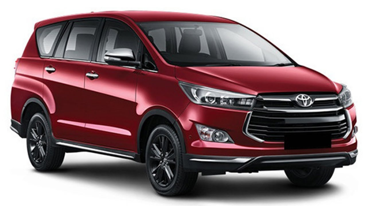 Toyota Innova Crysta Touring Sport Launch On May 4, 2017