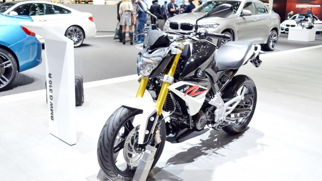 TVS Sold 4500 Units Of BMW G310R To BMW Motorrad In FY17