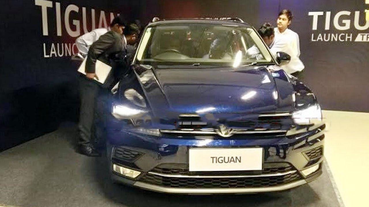 Volkswagen Tiguan Brochure Leaked
