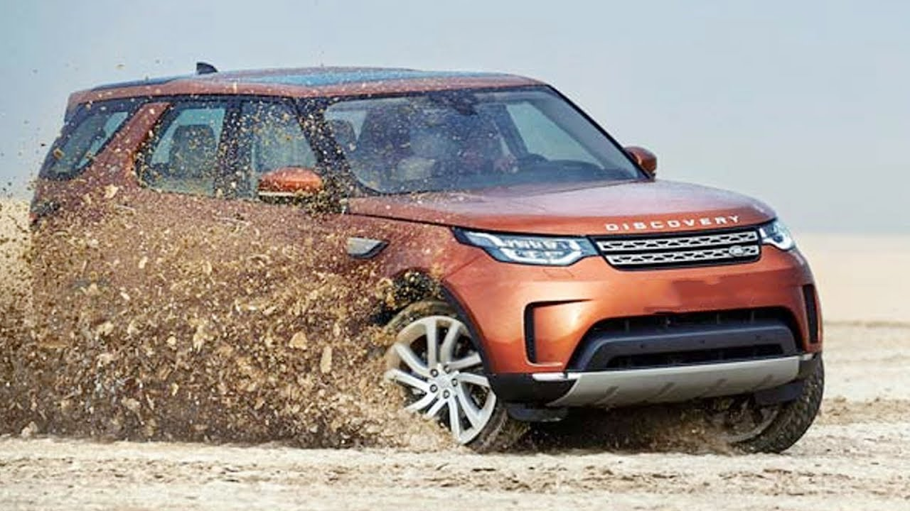 2017 Land Rover Discovery Launched At Rs 68.05 Lakh