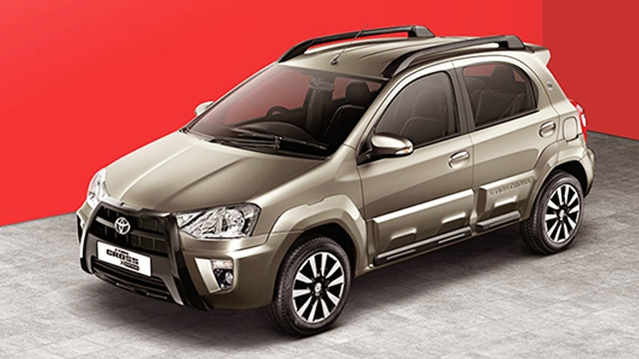 2017 Toyota Etios Cross X Edition Launched At Rs 6.79 Lakh