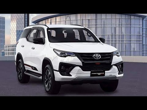 2017 Toyota Fortuner TRD Sportivo India Launch Soon