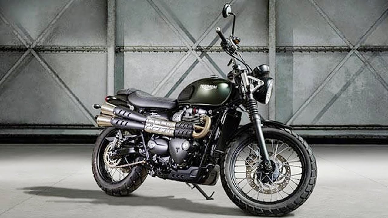 2017 Triumph Street Scrambler – All You Need To Know