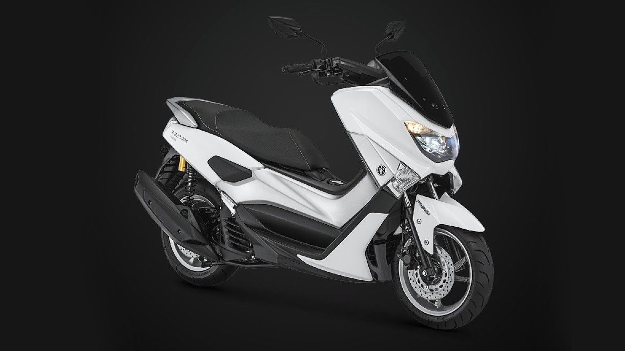 2018 Yamaha NMax 155 Launched In Indonesia