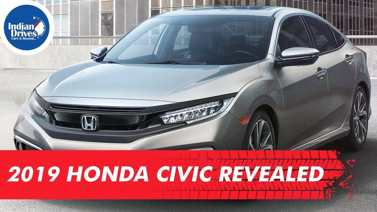 2019 Honda Civic Revealed