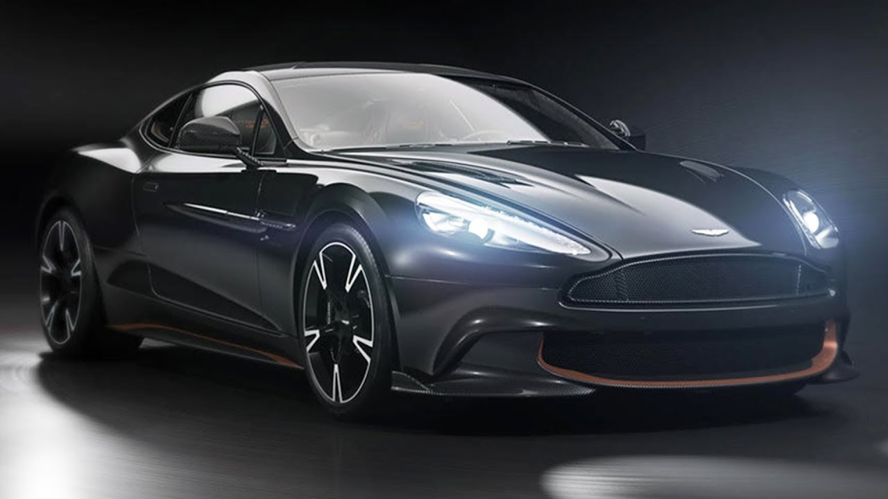 Aston Martin Special Edition Vanquish S Ultimate Revealed