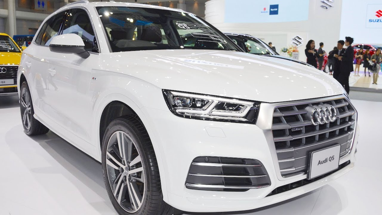 Audi To Launch 2018 Audi Q5 In India On 18th January