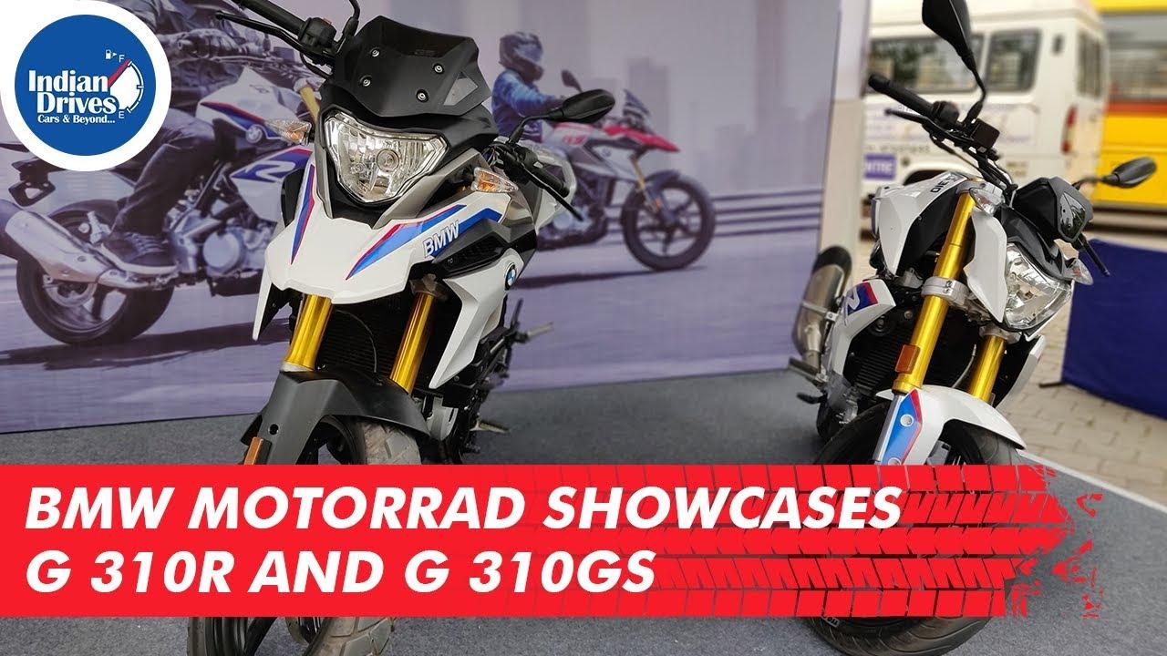 BMW Motorrad Showcases G 310R