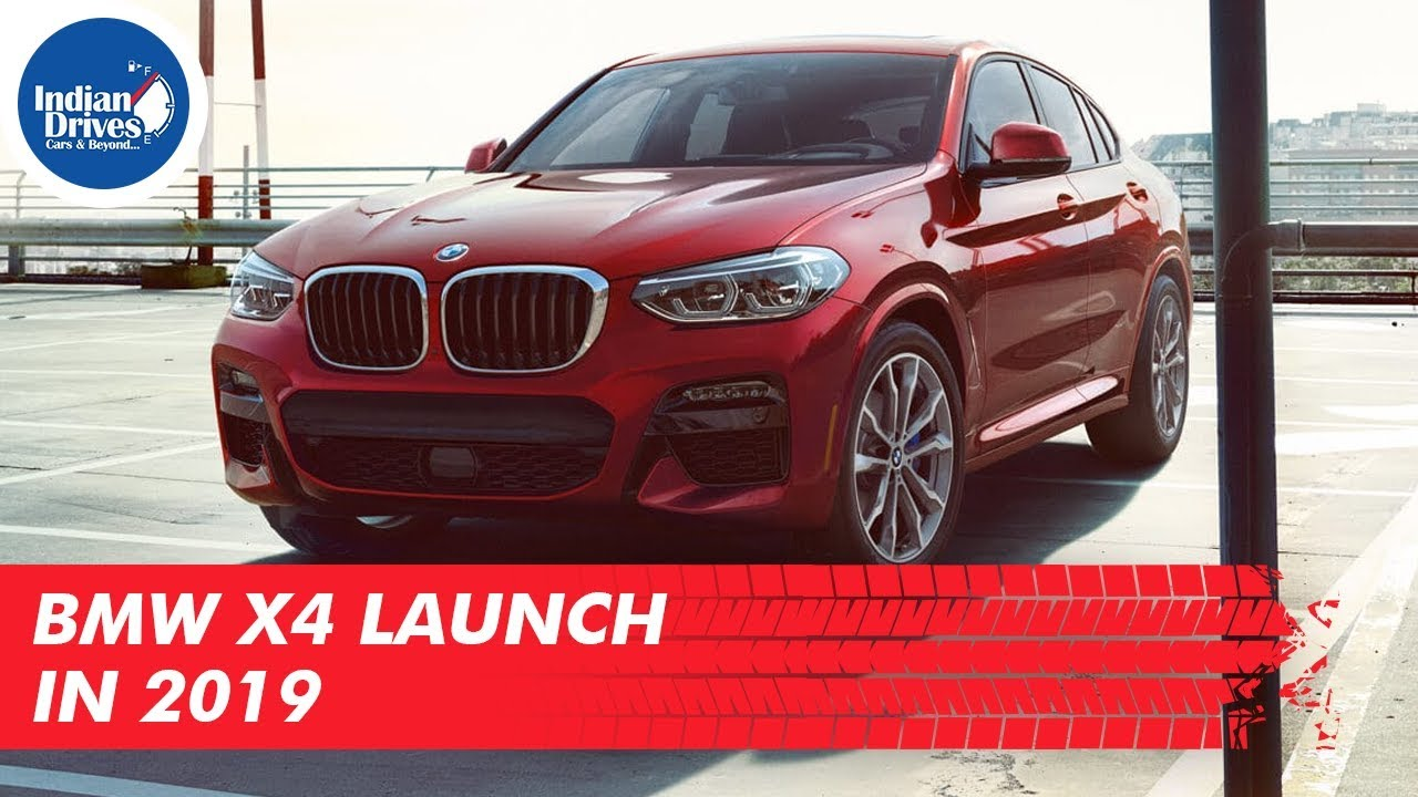 BMW X4 India Launch In First Half Of 2019