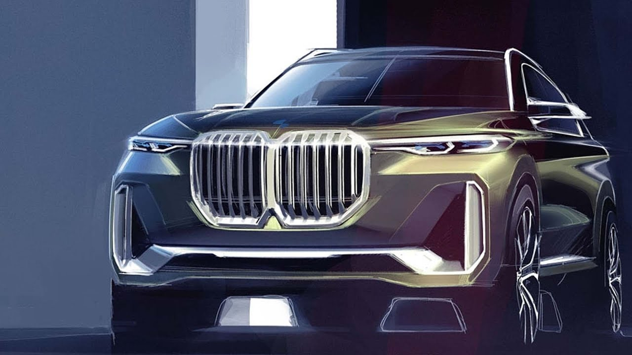 BMW X8 SUV Coupe To Come By 2020