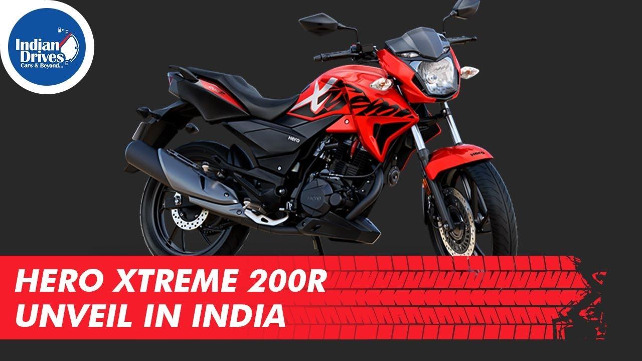 Hero Xtreme 200R Unveil In India