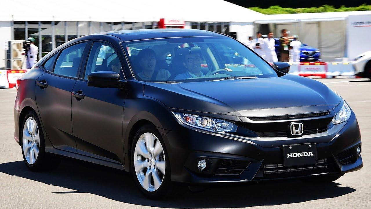 Honda To Release Dedicated Hybrid In November 2018