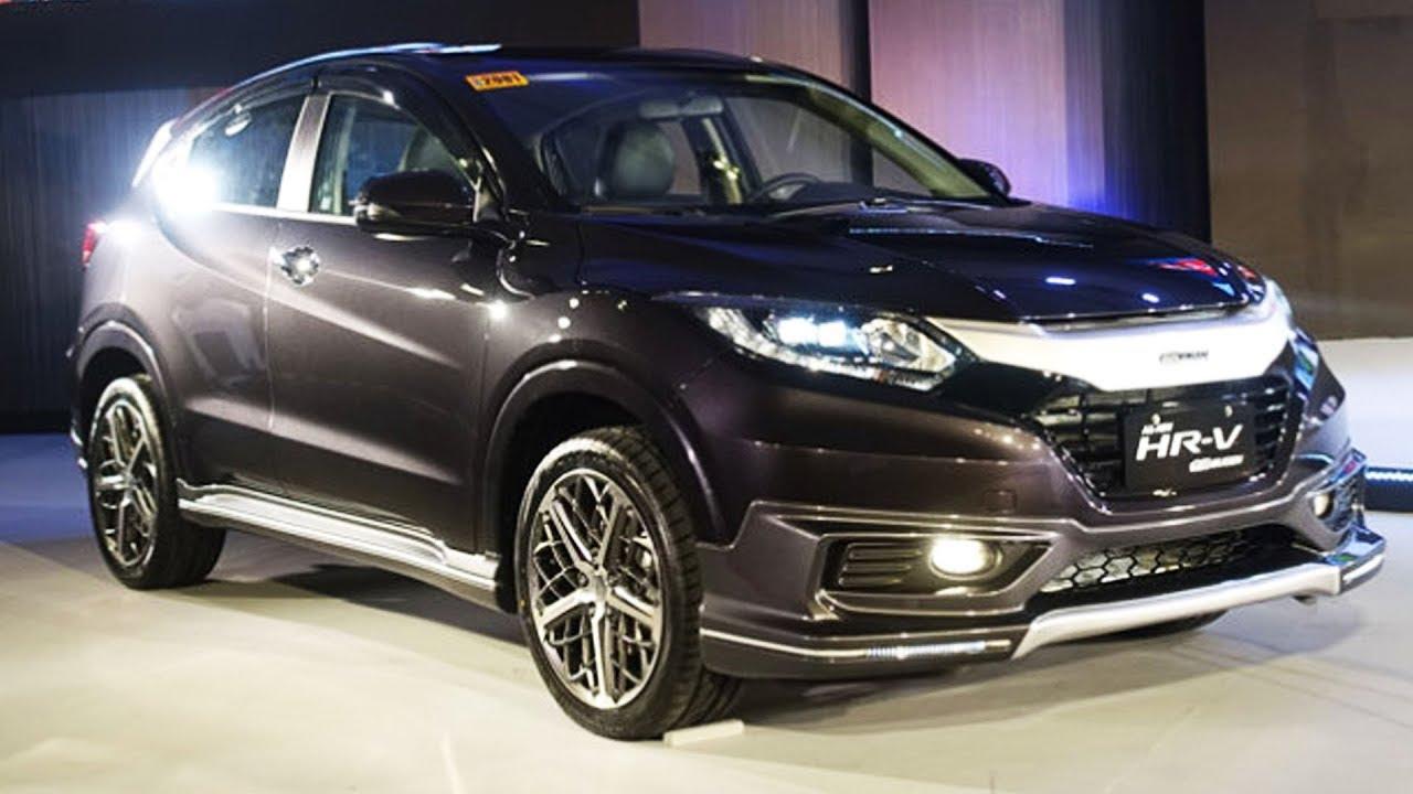 India Bound 2018 Honda HR-V Spied In Malaysia