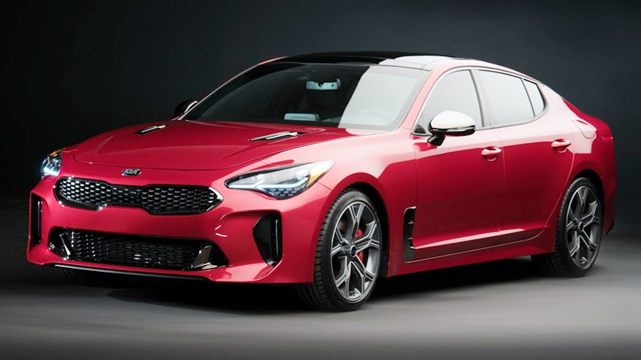 Kia Won't Launch Its Kia Stinger Sports Sedan In India