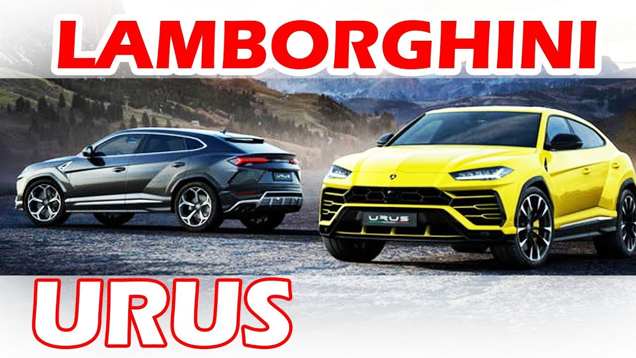 Lamborghini Urus India launch On January 11, 2018