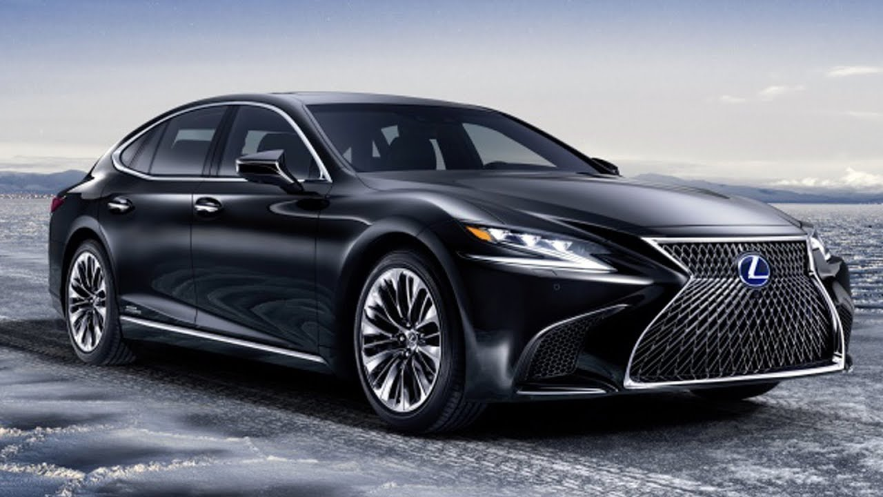 Lexus LS 500h India Launch In January 2018 as per reports