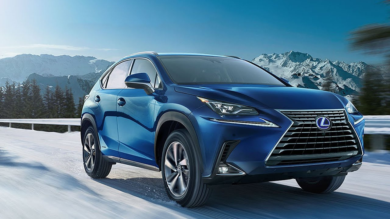 Lexus NX 300h Launched In India At Rs 53.18 Lakh