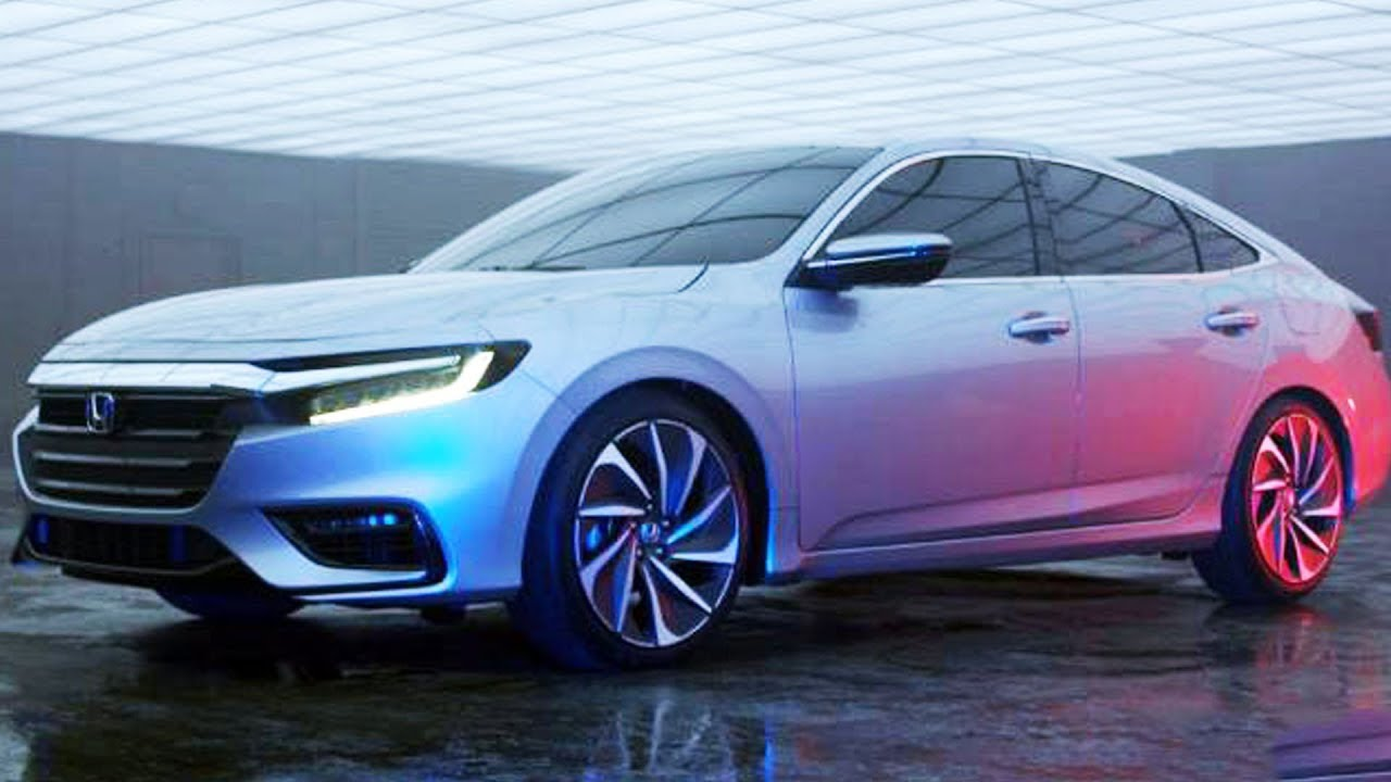 New 2018 Honda Insight Teased Ahead Of Detroit Motor Show Debut