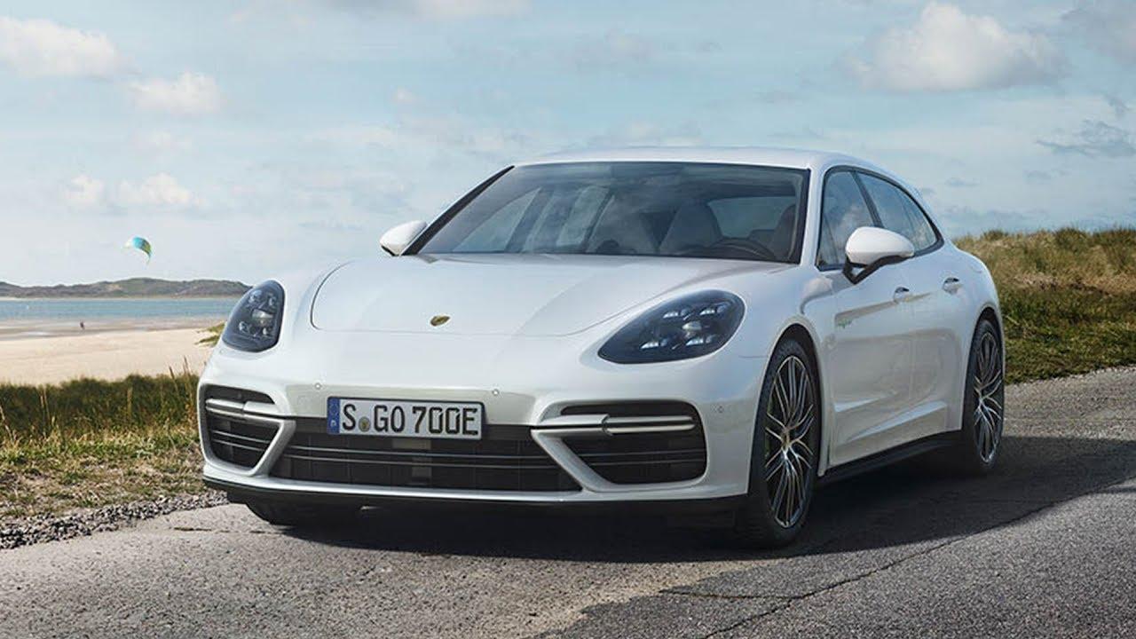 New Porsche Panamera Sport Turismo Turbo S E-Hybrid Revealed