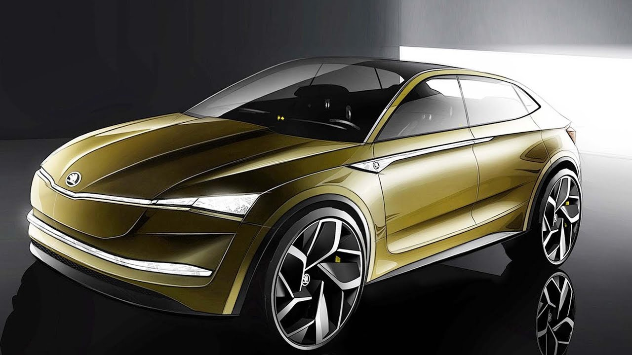 Skoda To Bring In The Skoda Kodiaq GT Coupe