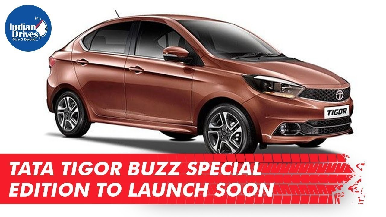 Tata Tigor Buzz SPECIAL EDITION To Launch soon