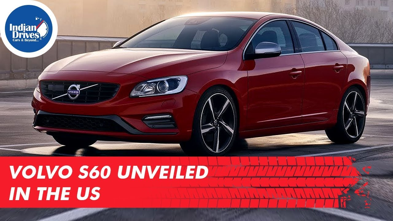 Volvo S60 Unveiled In The US At Charleston, South Carolina.