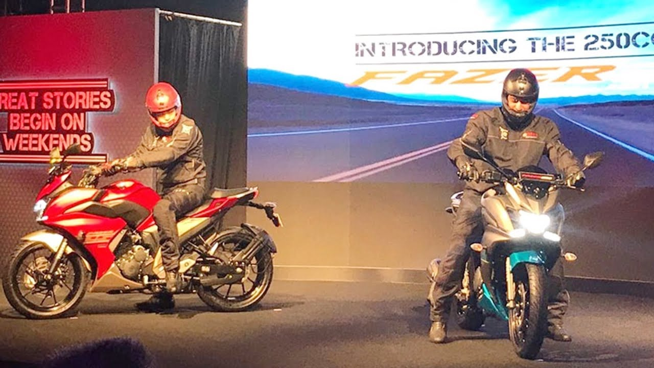 Yamaha Fazer 25 Launched In India, Priced At Rs 1.28 Lakh