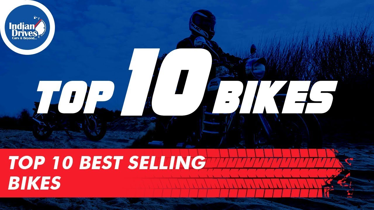 10 Best Selling Bikes In India For The Month Of October 2018